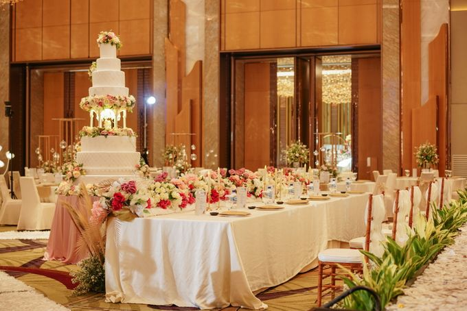 THE WEDDING OF D & M by GLORIOSA DECORATION - 021