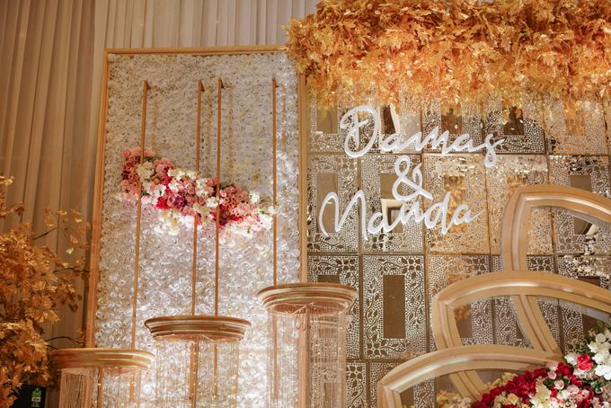 THE WEDDING OF D & M by GLORIOSA DECORATION - 022