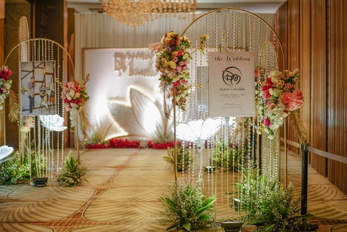 THE WEDDING OF D & M by GLORIOSA DECORATION - 024