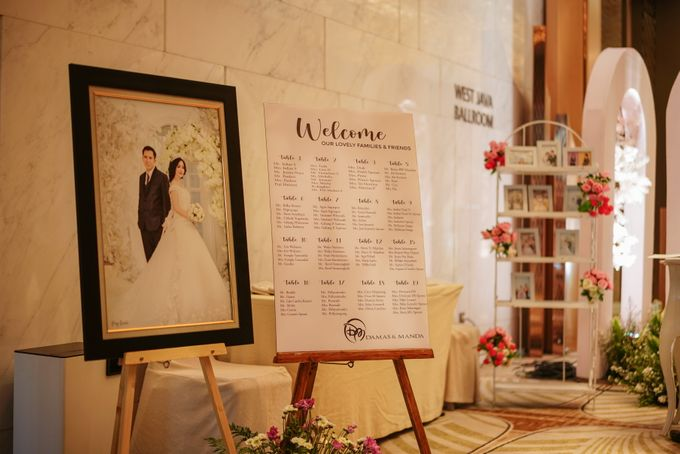 THE WEDDING OF D & M by GLORIOSA DECORATION - 025
