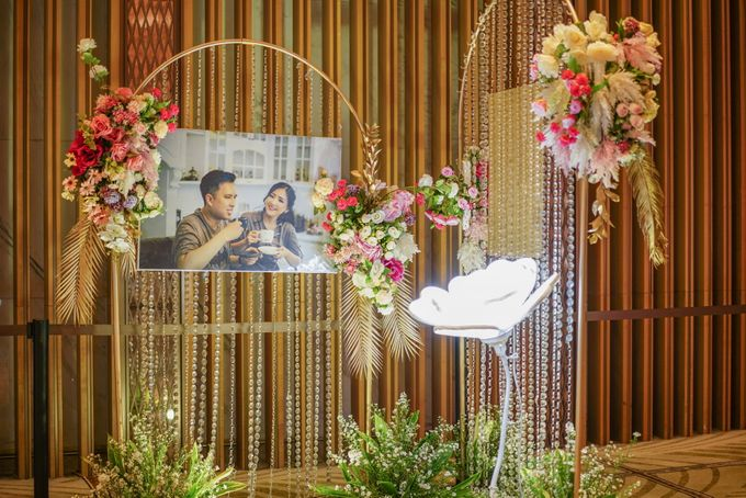 THE WEDDING OF D & M by GLORIOSA DECORATION - 027