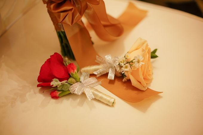 THE WEDDING OF D & M by GLORIOSA DECORATION - 029