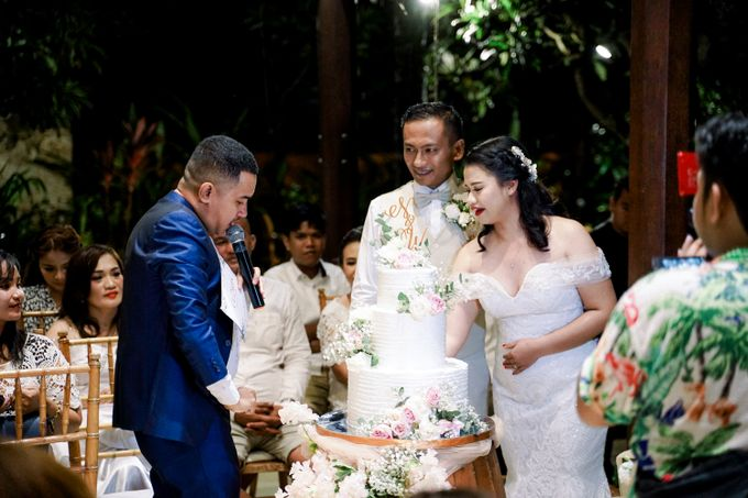 Natas & Widiyan at Villa impiana Cemagi by Cloris Decoration & Planner - 020