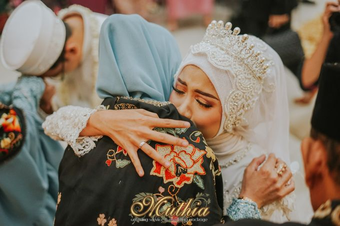Wedding Of Tiari & Yoga by Muthia Catering - 035