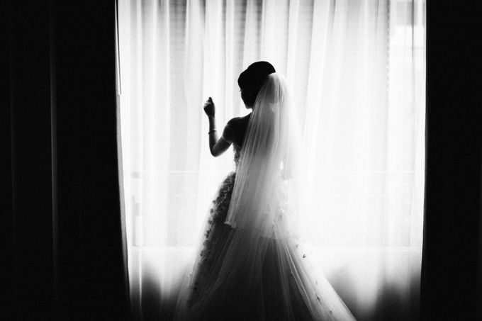 Agus & Lydia Wedding Day by Chroma Pictures - 022