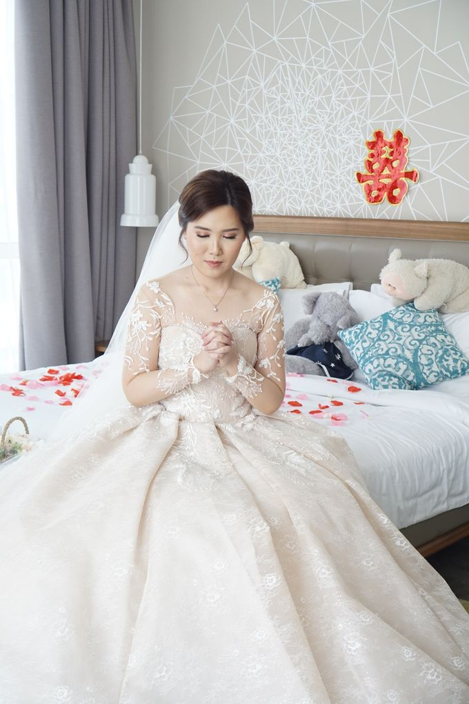 Steffi Wedding by iLook ( Makeup & Couture ) - 005