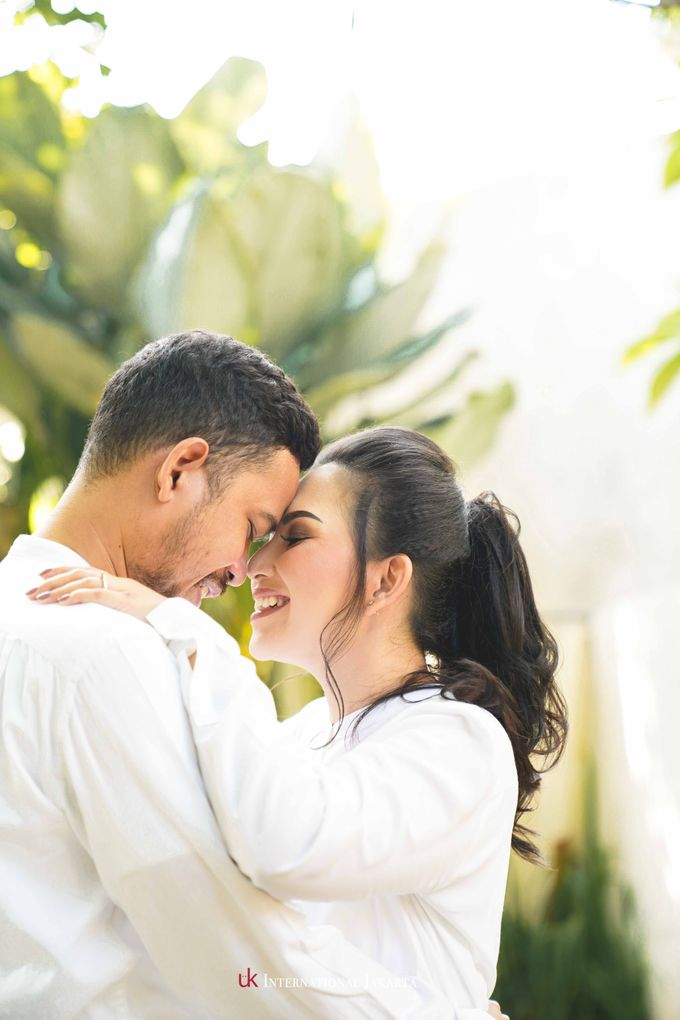 Postwedding Nesya & Indra by UK International Jakarta - 001