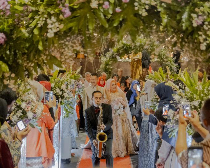 THE WEDDING OF RACHMAT & OVY by Hallf at Patiunus - 001