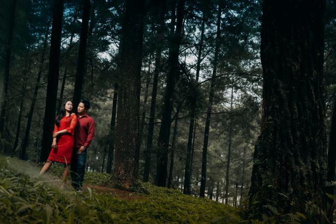 Tika and Sbastian by Yossa Yogaswara Photography - 001