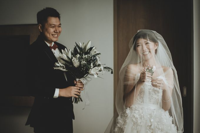 Agus & Lydia Wedding Day by Chroma Pictures - 030