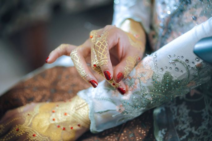 Akad Nikah of Ayu & Artha by GoFotoVideo - 016