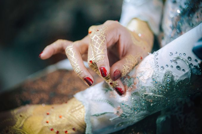 Akad Nikah of Ayu & Artha by: Gofotovideo by GoFotoVideo - 002
