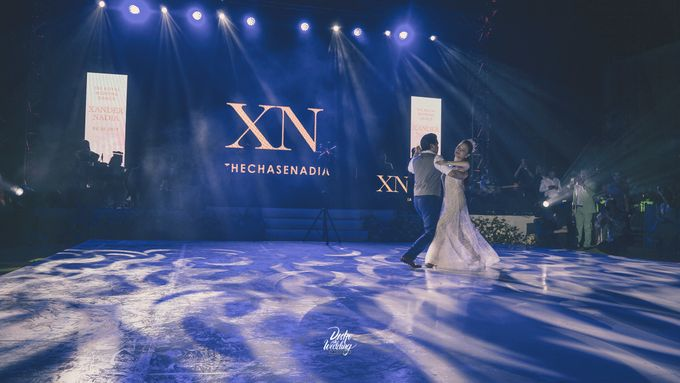 Villa Ombak Biru | The Royal Wedding Dance : Xander & Nadia by diskodiwedding - 013