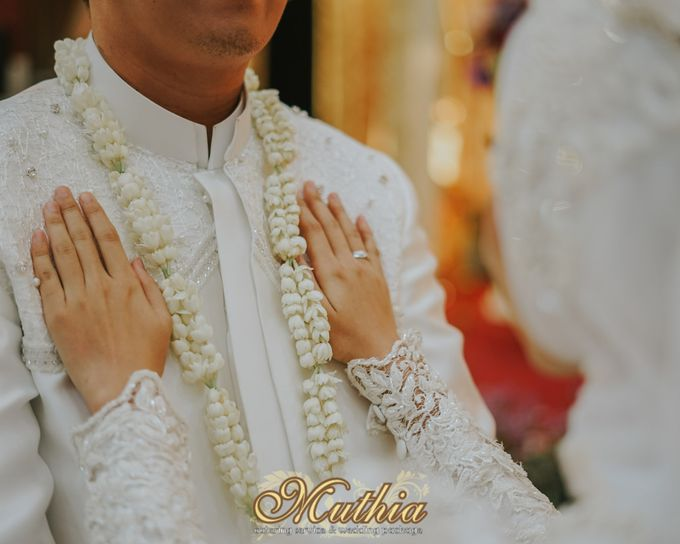 Wedding Of Tiari & Yoga by Muthia Catering - 039