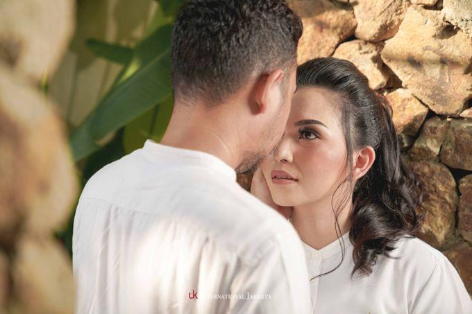 Postwedding Nesya & Indra by UK International Jakarta - 002