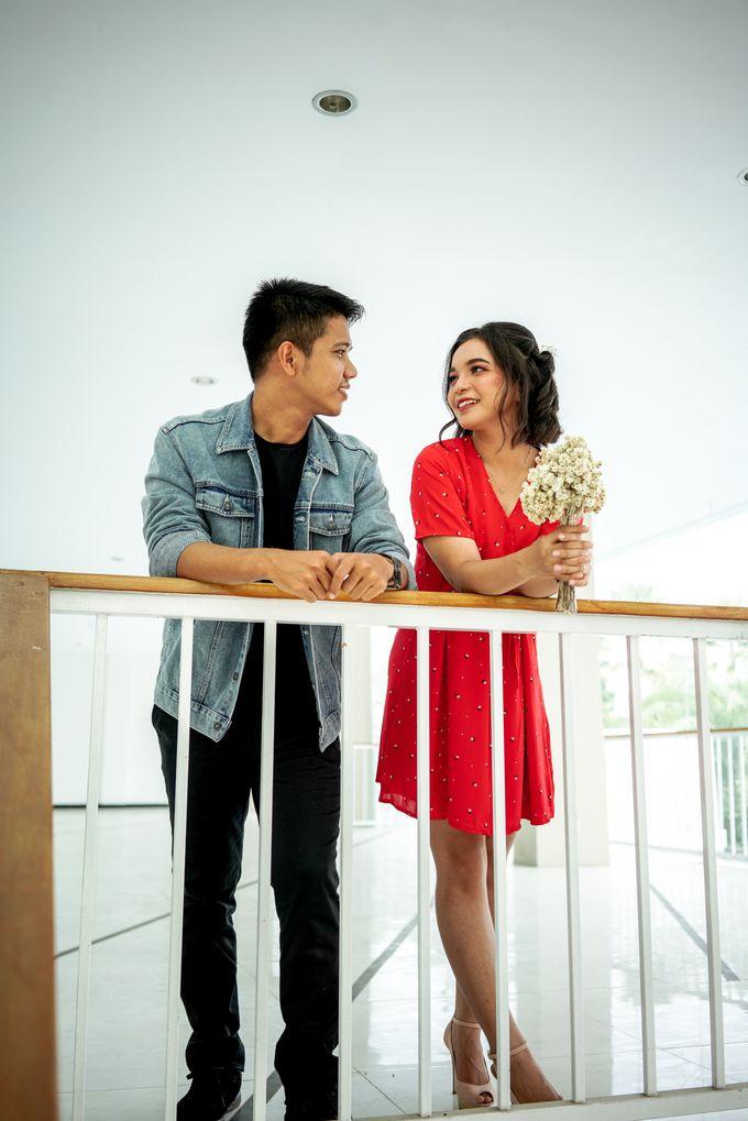 Prewedding Sara dan Jonathan by jogjasendu - 007