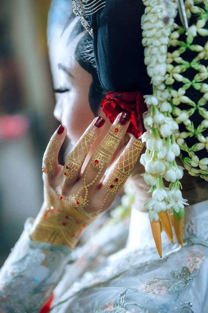 Akad Nikah of Ayu & Artha by: Gofotovideo by GoFotoVideo - 020