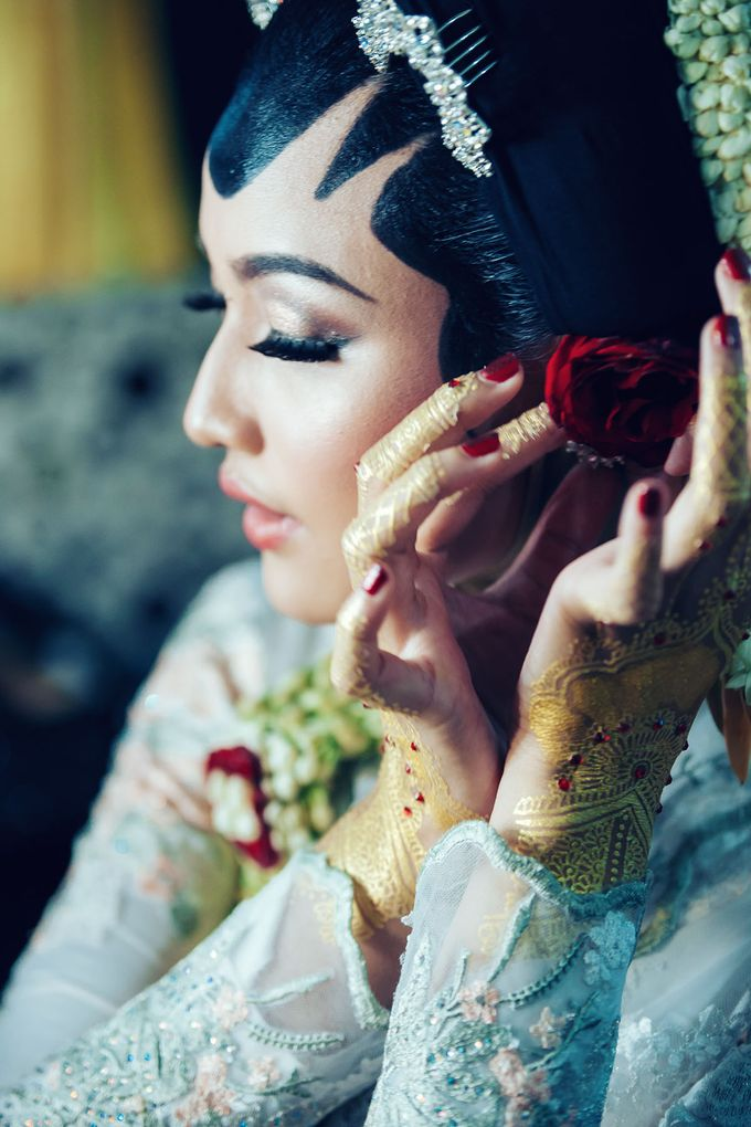 Akad Nikah of Ayu & Artha by: Gofotovideo by GoFotoVideo - 023