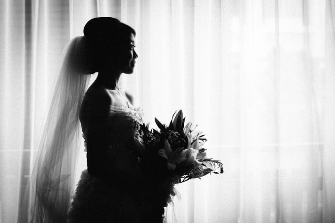 Agus & Lydia Wedding Day by Chroma Pictures - 034