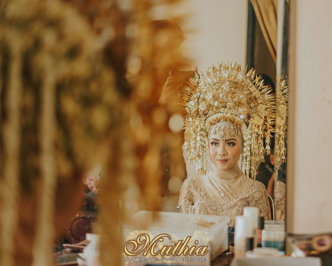 Wedding Of Tiari & Yoga by Muthia Catering - 041