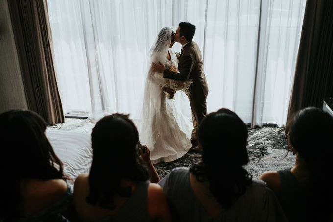 The Wedding of Echa Soemantri & Jessica Vania - ex JKT 48 by Pizzaro Sensation Design - 006