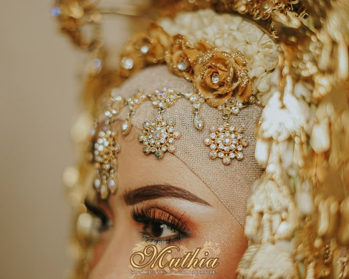 Wedding Of Tiari & Yoga by Muthia Catering - 042