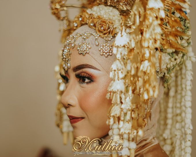 Wedding Of Tiari & Yoga by Muthia Catering - 043