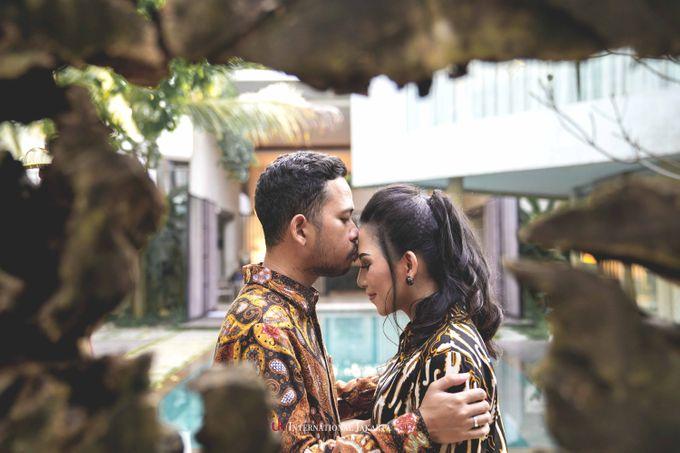 Postwedding Nesya & Indra by UK International Jakarta - 014