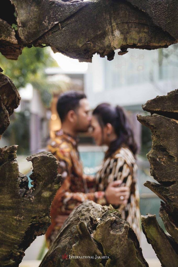 Postwedding Nesya & Indra by UK International Jakarta - 015