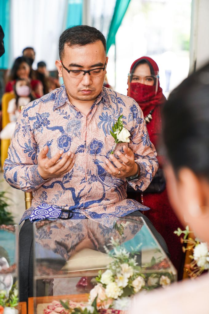 Engagement Reyna Rama by UK International Jakarta - 008
