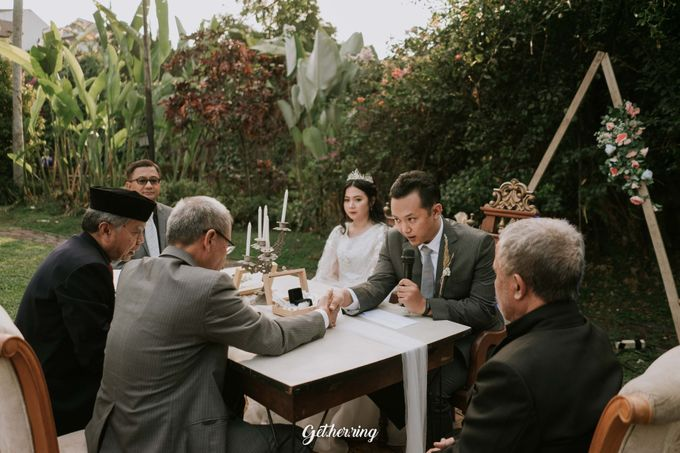 Mely & Hamzah Wedding by Get Her Ring - 017