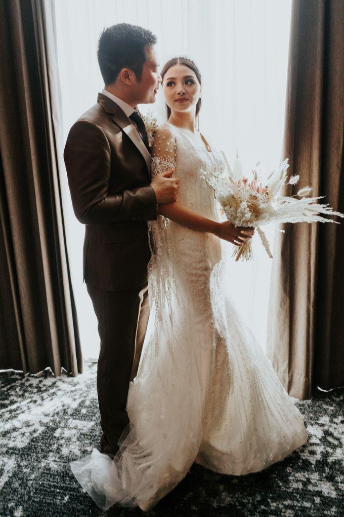The Wedding of Echa Soemantri & Jessica Vania - ex JKT 48 by Pizzaro Sensation Design - 007