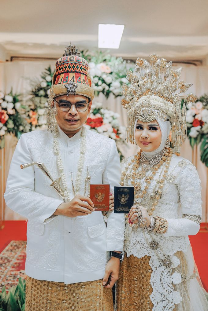 WEDDING AZMI & FRISCA by Visual Perspective Indonesia - 001