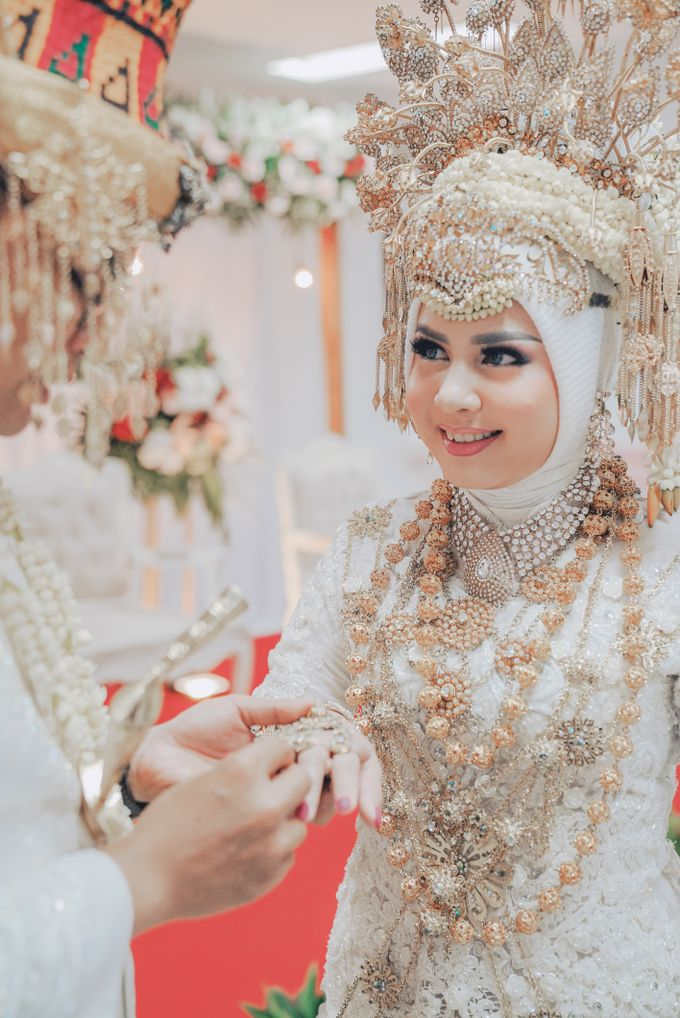 WEDDING AZMI & FRISCA by Visual Perspective Indonesia - 003