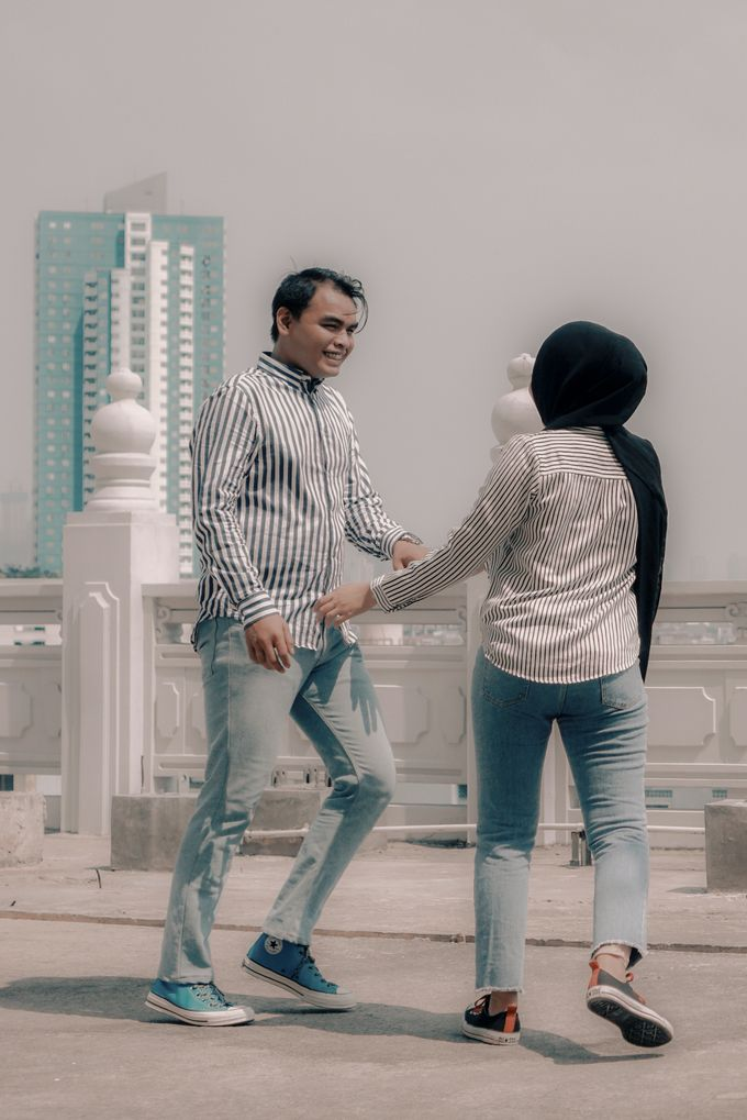 Prewedding Azmi & Frisca by Visual Perspective Indonesia - 007