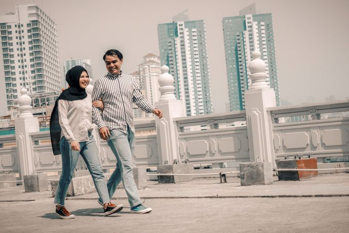 Prewedding Azmi & Frisca by Visual Perspective Indonesia - 008