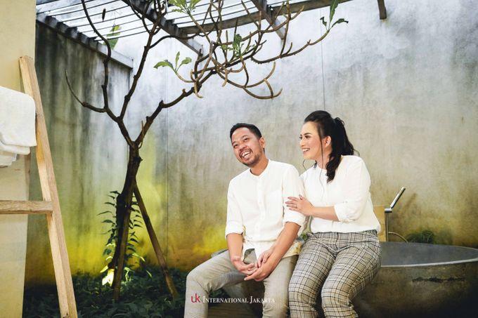 Postwedding Nesya & Indra by UK International Jakarta - 003