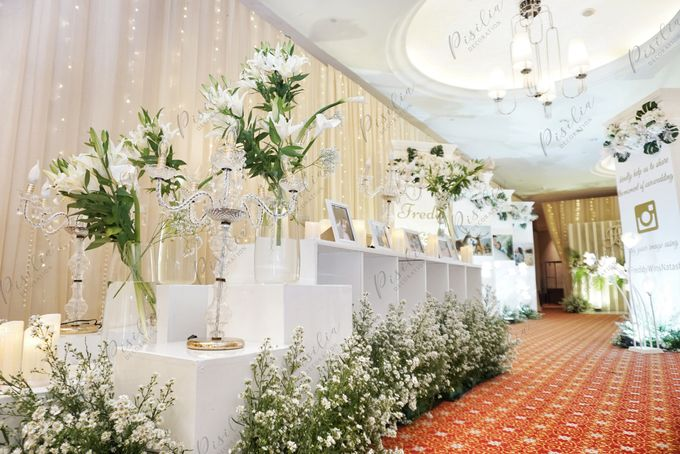 Ritz Carlton Mega Kuningan, 23 Jun '19 by Pisilia Wedding Decoration - 003
