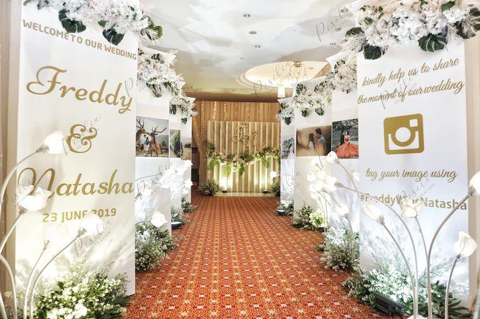 Ritz Carlton Mega Kuningan, 23 Jun '19 by Pisilia Wedding Decoration - 009