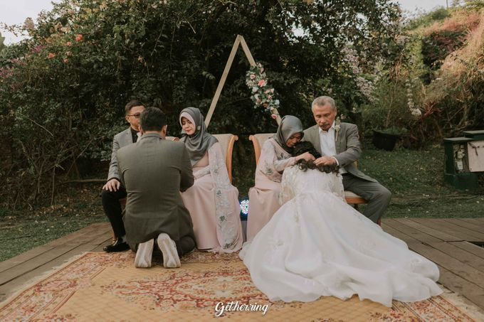 Mely & Hamzah Wedding by Get Her Ring - 019
