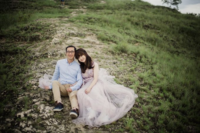 The Prewedding of Endy & Widya by LUNETTE VISUAL INDUSTRIE - 022