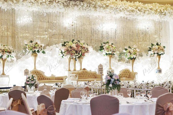 Ritz Carlton Mega Kuningan, 23 Jun '19 by Pisilia Wedding Decoration - 002