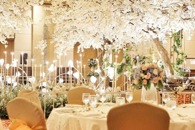 Ritz Carlton Mega Kuningan, 23 Jun '19 by Pisilia Wedding Decoration - 006