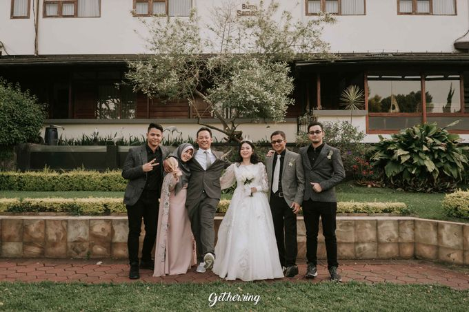 Mely & Hamzah Wedding by Get Her Ring - 020