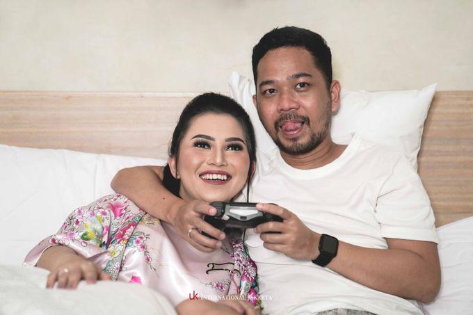 Postwedding Nesya & Indra by UK International Jakarta - 016