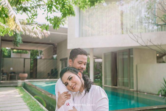 Postwedding Nesya & Indra by UK International Jakarta - 005