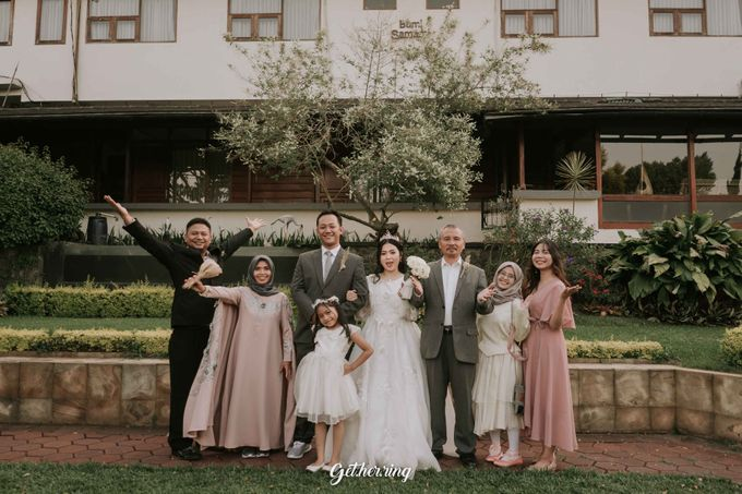 Mely & Hamzah Wedding by Get Her Ring - 021