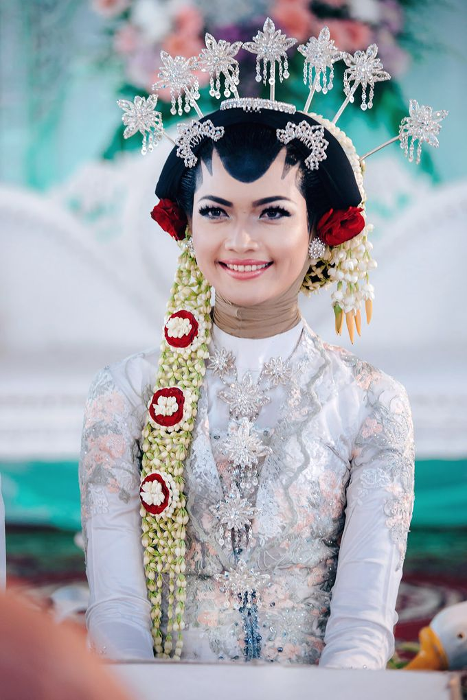 Akad Nikah of Ayu & Artha by: Gofotovideo by GoFotoVideo - 033