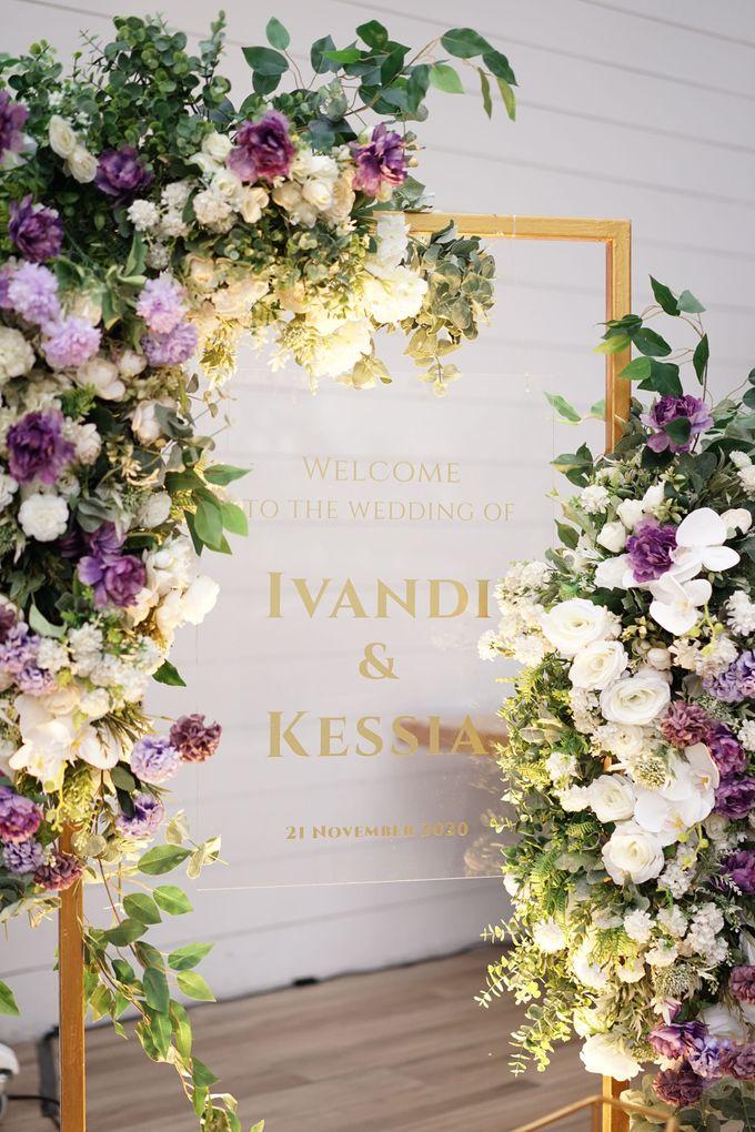 Ivandi & Kessia Wedding At On Five Grand Hyatt by Fiori.Co - 009