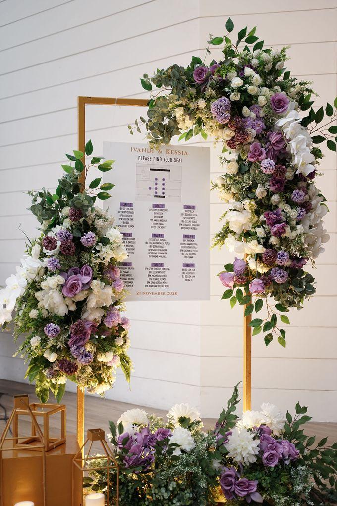 Ivandi & Kessia Wedding At On Five Grand Hyatt by Fiori.Co - 010